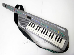 Rent, hire of synthesizer of Yamaha SHS 10 in Kiev