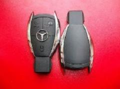Repair of keys of Mercedes