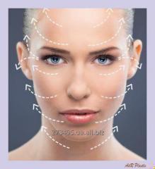 Подтяжка кожи лица и шеи