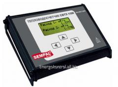 Installation of regulators of temperature,