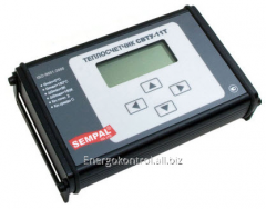 Mounting of heat meters of SEMPAL firm