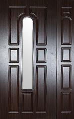 Изготовление накладок на бронированные двери МДФ