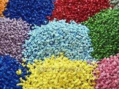 Услуга производство пластмассовых изделий