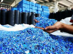 Production of plastic products