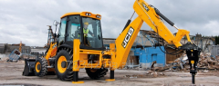 Services, rent of a hydrohammer of JCB, Cat,