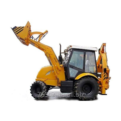 Rent of the BOREKS excavator loader