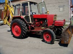 Take tractor for scrap