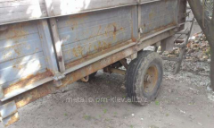 Accept scrap trailers