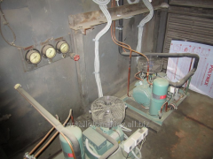 We accept the equipment for processing