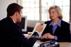 Кадровое консультирование соискателей