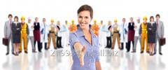Staff recruitment, career guidance