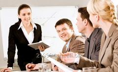 Advanced training courses