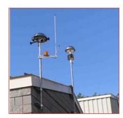 Lightning protection installation