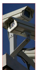 Installation of systems of video surveillance