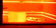 Термическая обработка металлов (объемная закалка, цементация, твч)