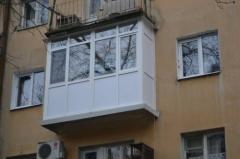 Frantsuzky balcony