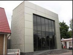 Проектирование конструкций вентилируемых фасадов