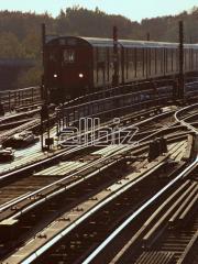 Ремонт жедезнодорожного транспорта