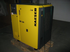 Rent of the industrial screw compressor with the right of repayment