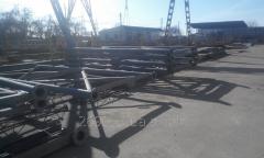 Vigotovlennya і installation metalokonstrukts_y