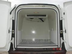 Услуга термоизоляции промтоварного кузова Plywood
