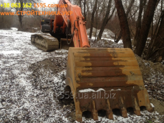 Earthwork. Development and export of soil, dump