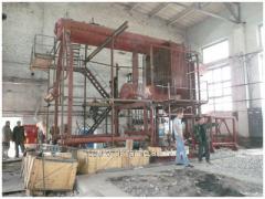 DKVR water-heating boiler