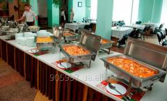 Food in sanatorium