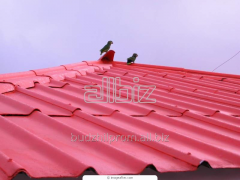 Let's remake a roof, Installation of a roof