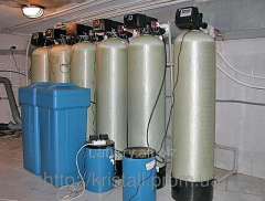 Service of systems of water purification