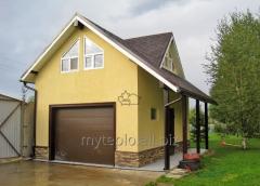Строительство домов, коттеджей и других объектов
