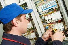 Электромонтажные работы и услуги