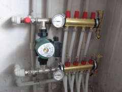 Installation of systems of heating Chernihiv