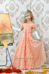 "Hire of a children's dress ""Natali"