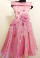 "Hire of a children's dress ""Pink"