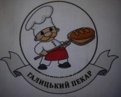 Шелкотрафаретная печать - печатаем для Вас как простой одноцветный логотип так и полноцветное растровое изображение на футболке или крое