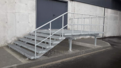 Производство лестниц и площадок