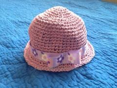 Детские шляпки на лето
