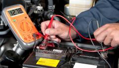 Repair and replacement of electric equipmen
