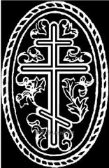 Художественная гравировка Кресты