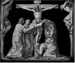 Художественная гравировка Религиозная тематика