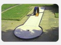 Kreyzi-golf platform