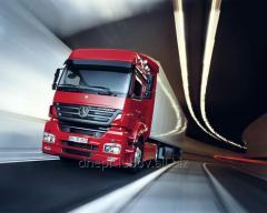 Международная перевозка сборных грузов  в Италию