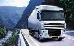 Международная перевозка сборных грузов  в Туркмению