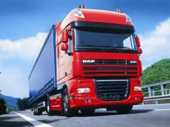 Международные контейнерные перевозки  из Польши