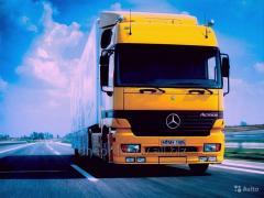 Международные контейнерные перевозки  в Казахстан