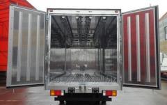 Перевозка продуктов питания в Чехию