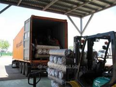 Transport ładunków przemysłowych