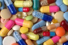 Послуги перевезення ліків і медикаментів