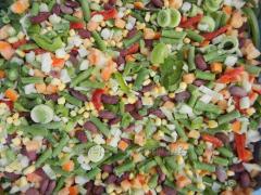 Перевозка замороженной овощной продукции из Казахстана